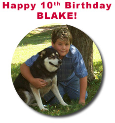 Happy Birthday Blake!